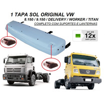Tapa Sol Caminhão Vw 5.140 8.150 9.150 Delivery Worker Titan