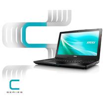 Notebook Msi Cx72 6qd I5 /4gb/1tb/gt940mx/17.3