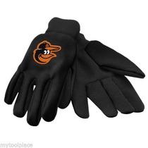 Orioles De Baltimore Guantes Team Sport Utility Frio-trabajo