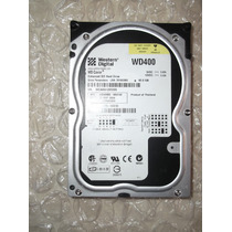 Disco Duro 40 Gb Ide Western Digital