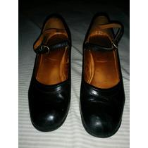 Zapatos De Flamenco - Talla 36 - Usados