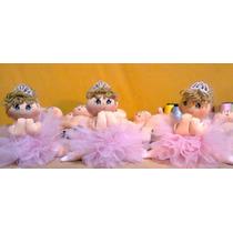 Bonecas Bailarinas De Pano Com 20 Cm