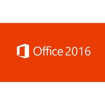 Lic Office Pro Plus 2016 1pc Original