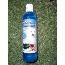 Shampoo Marca Bioma Para Perritos Barato Oferta Perro Blanco