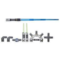 Star Wars Sabre De Luz Eletrônico Bladebuilders Jedi Master