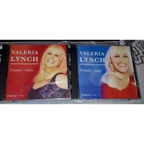 Cds. Grandes Exitos De Valeria Lynch Vol 1 Y 2.