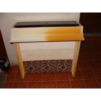 Organo Electrico Modelo Danubio De La Marca Lili Ledy