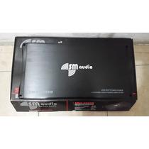 Amplificador Sm Audio Sma-2000d Monoblock 2000 Watts Nueva!