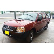 Camioneta Pickup 4x2 Doble Cabina Marca Nissan Modelo Front