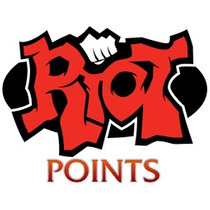 Riot Points Para Lan/las/na/eu West