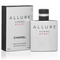 Chanel Allure Homme Sport 100ml Edt - Original - Lacrado