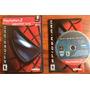 Spider-man 1 - Hombra Araña - Completo - Playstation 2 Ps2