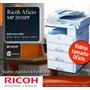 Ricoh Mp 201 Fotocopiadora E Impresora Láser B/n. Y Escaner