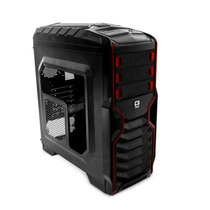 Gabinete Gamer Mid Tower C3tech Mt-g500bk
