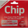 Chip Claro 250 Mb