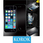 Mica Protector Vidrio Templado Iphone 4 4s 5 5s 5c