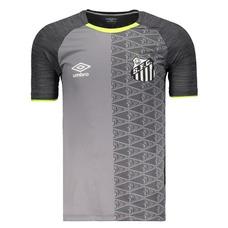Camisa Umbro Santos Libertadores - Futebol no Mercado Livre Brasil 9d5ed489ef0b0