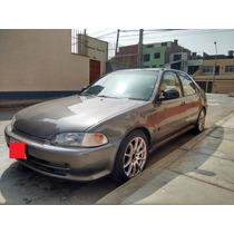 Honda Civic Modelo Ferio En Buen Estado.