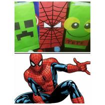 Bolsitas Golosineras Spiderman