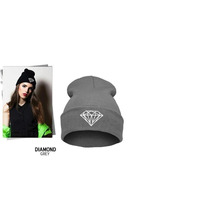 Touca Gorro Beanie Diamante Zac Diamond