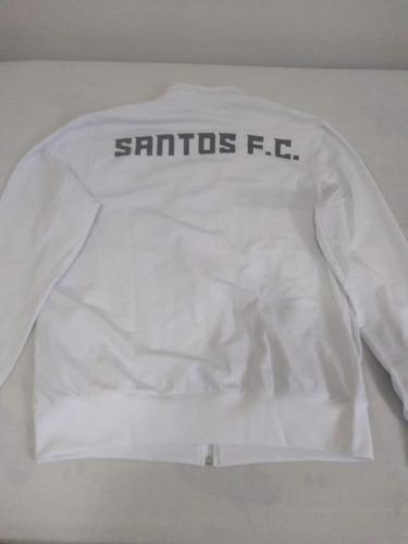 Casaco Santos Usado - R  590 ff0c6fa490966