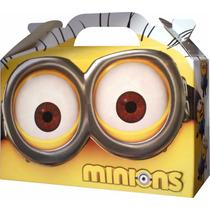 Minions Nueva Bolsita Golosinera Souvenir Infantil Pack X 10