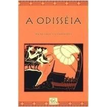 Livro A Odisséia - 3ª Edição Menelaos Stephanides