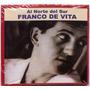 Franco De Vita. Al Norte Del Sur. Cd Original, Nuevo