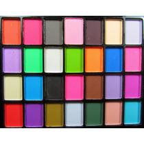Maquiagem Kit Completo Sombras Opacas,jasmyne,jasmini,jasmin