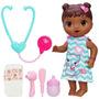 Boneca Baby Alive Cuida De Mim Negra Hasbro