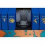 Box Coleção Crônicas De Gelo E Fogo Ed. Luxo + Réplica Trono