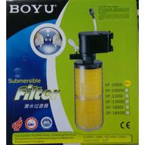 Filtro Interno Boyu Sp-1000l 300 L/h C/ Bomba- 110v( 1refil