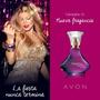 Perfume Outspoken Party Fergie Avon,nina Ricci,ch,givenchy