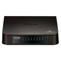 Imperdível Switch D-link 16 Portas 10/100 Mbps Des-1016a
