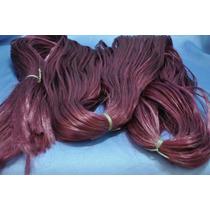 Cabelo Kanekalon Soft Hair Liso Importado - Borgonha 400g