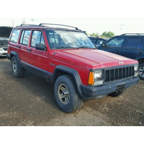 Jeep Cherokee Sport 1984-1996 Caja De Veloci. (transmicion)