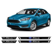 Jgo Soleira Resinada Ford Focus Hatch Ou Sedan 14 2015 2016