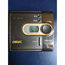 Sony Net Md Walkman Modelo Mz Dn430 Psyc