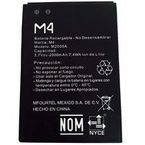 Pila Bateria M4tel M4 Soul Ss4350 2000 Mah Envío Gratis