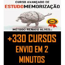 Curso Estudo E Memorização (cem) +330 Cursos