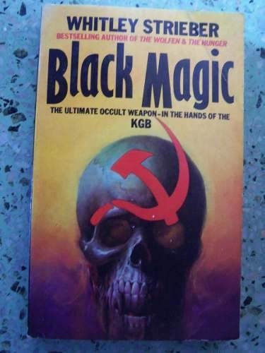 Black Magic Whitley Strieber En Ingles Best Seller Bs 399697 En