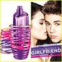 Perfume Justin Bieber Girlfriend 50ml- Nuevo, Liquidamos