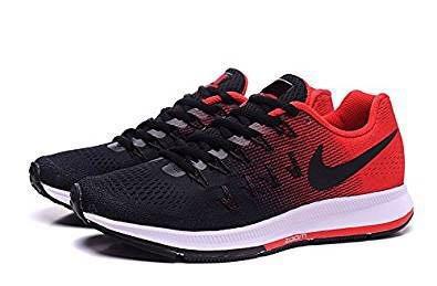 bc142aac5e640 Tenis Zapatillas Nike Zoom Pegasus 33 Negra Roja Indicy -   149.900 en Mercado  Libre