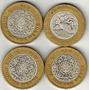 Moneda Bimetalica 10 Pesos 1993<br><strong class='ch-price reputation-tooltip-price'>$ 120<sup>00</sup></strong>