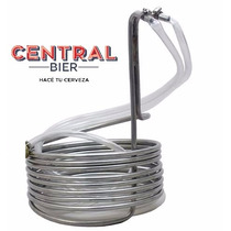 Enfriador Aluminio Inmersión - Ideal Cerveza Artesanal
