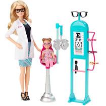 Boneca Barbie Profissões - Barbie Oftalmologista Mattel