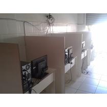 Baias (cabines) De Mdf Para Lan House E Escritório