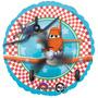 Globo Metalizado Aviones De Cars (planes) De 18 Pulgadas