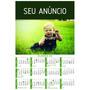 Calendário De Parede Personalizado - Folhinha 2016