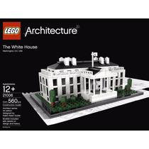 Lego Architecture White House Casa Blanca Modelo 21006